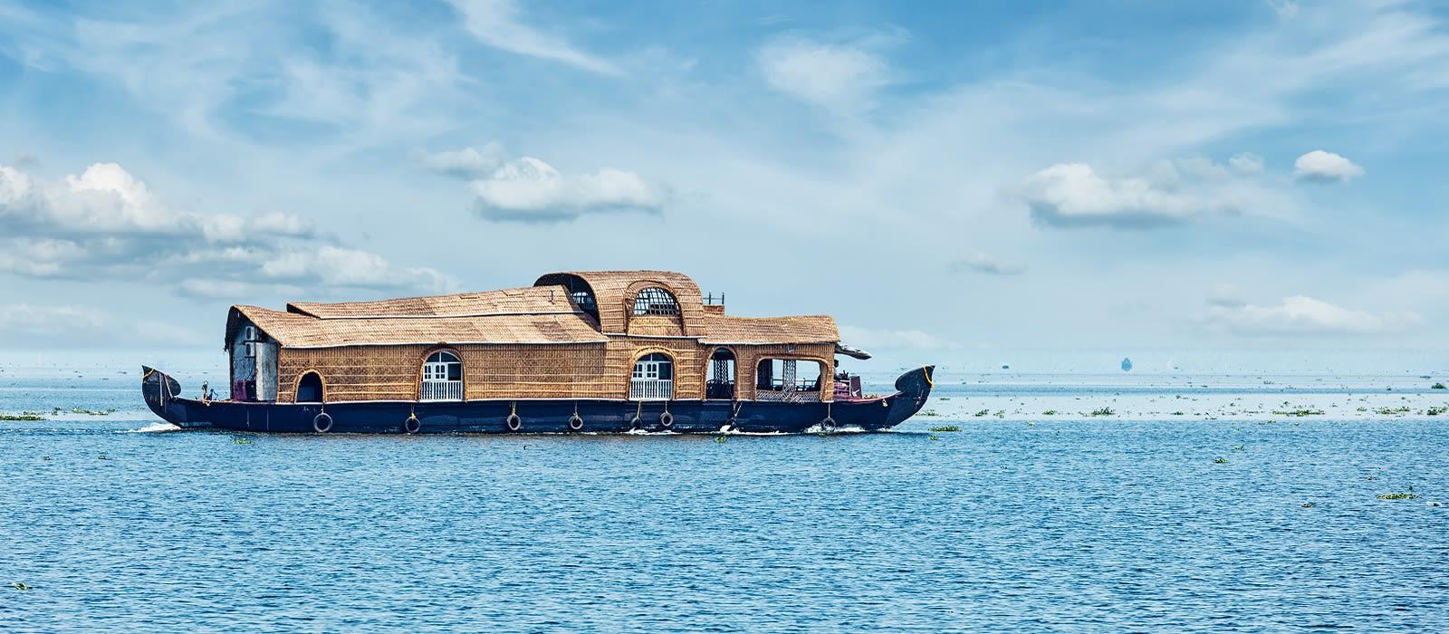 Klassische Reise nach Kerala: Backwaters und wilde Natur Urlaub 1