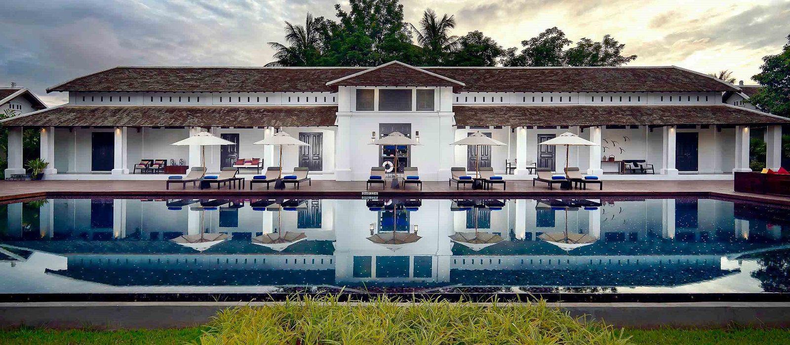 Hotel Sofitel Luang Prabang Laos