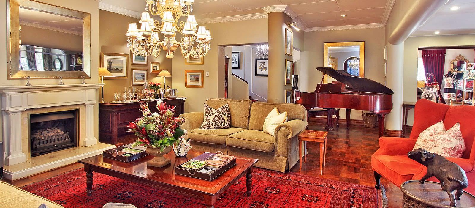 Hotel Residence Boutique  Südafrika