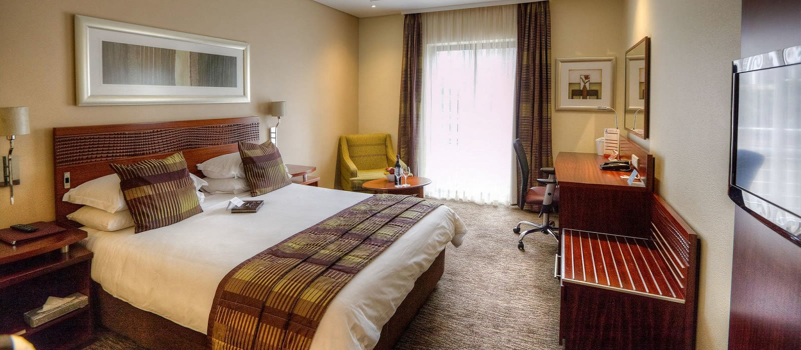 Hotel City Lodge  OR Tambo International Airport South Africa