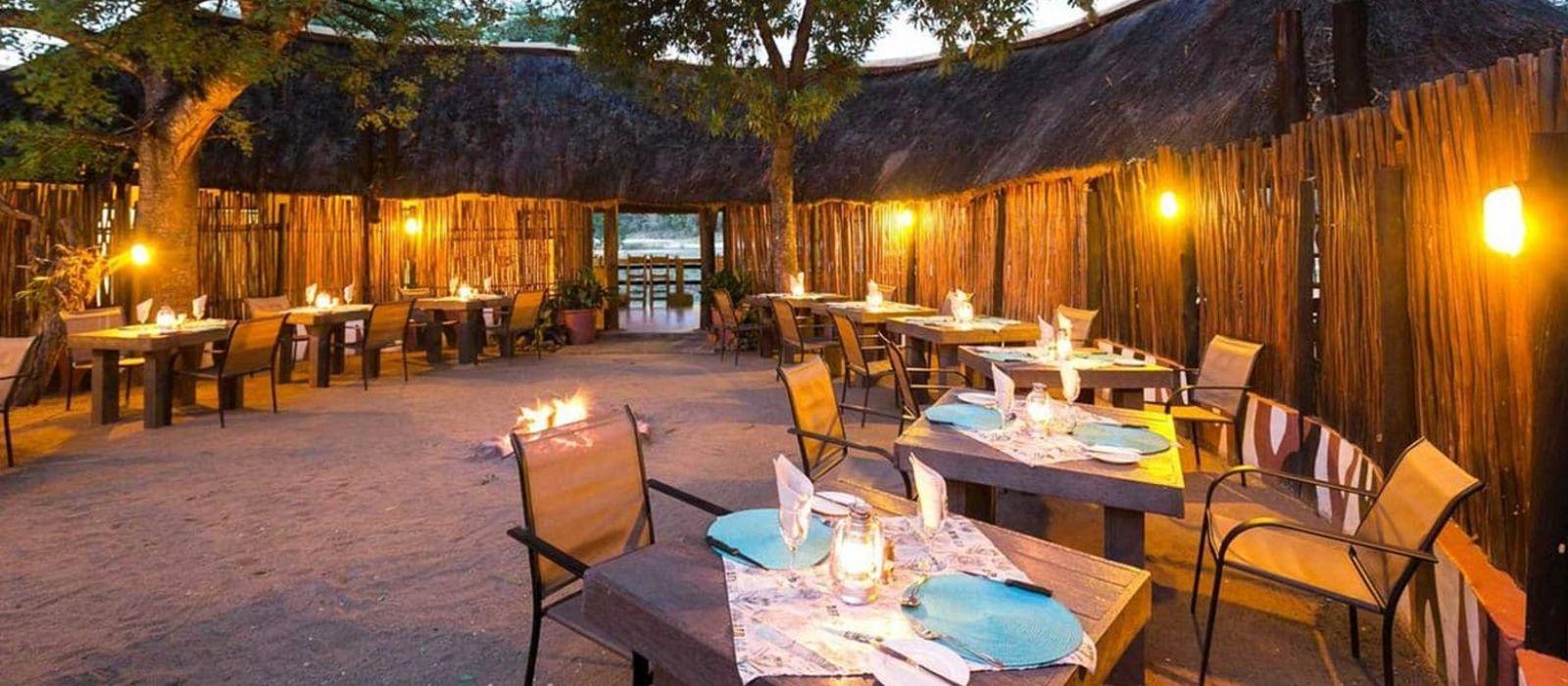 Hotel Umkumbe Safari Lodge South Africa