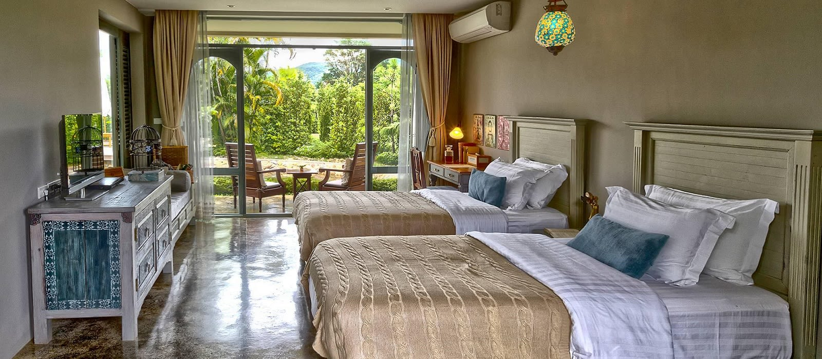 Hotel Reverie Siam Resort Thailand