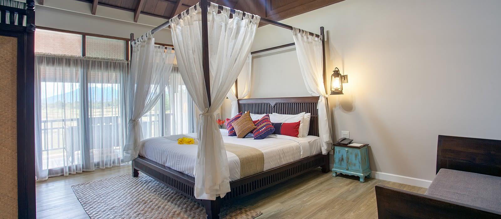 Hotel Sriwilai Sukhothai Resort & Spa Thailand