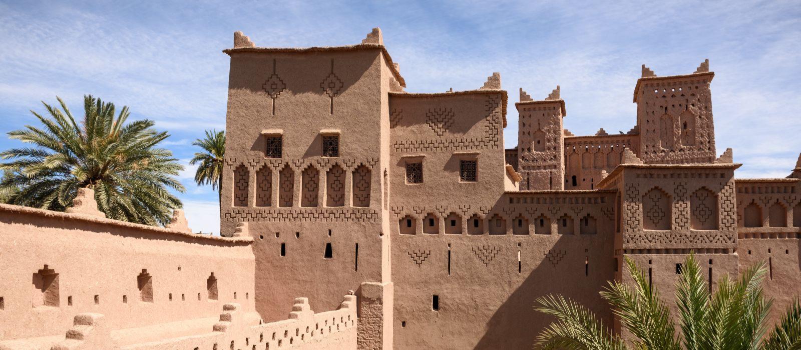 Hotel Les Jardins de Skoura Morocco