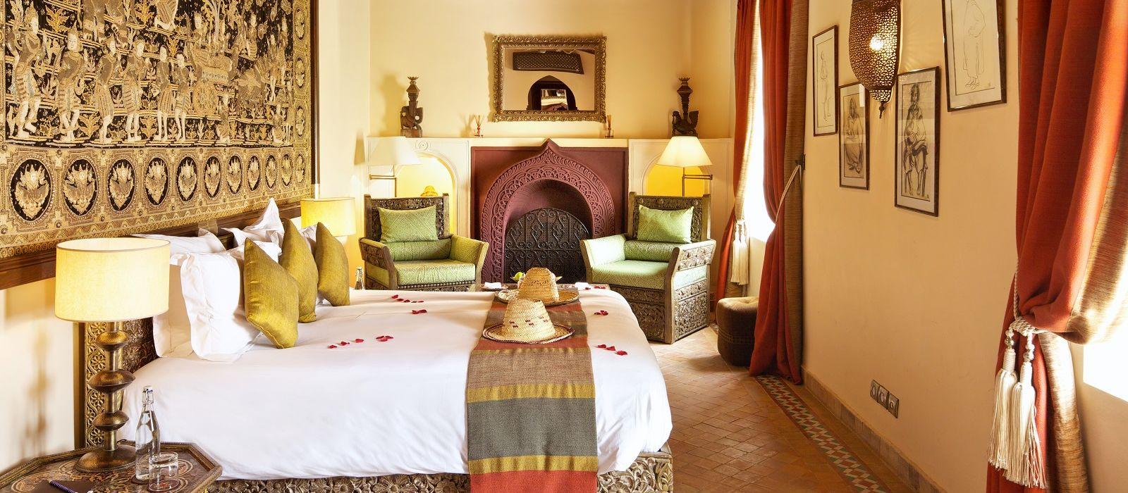 Hotel Kasbah Tamadot Marokko