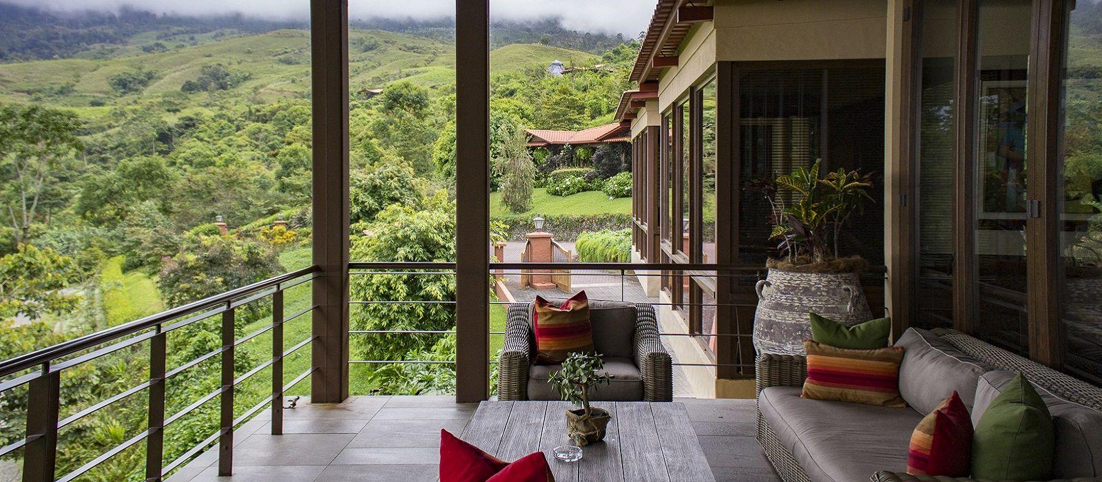 Costa Rica: Luxus in der Wildnis Urlaub 2