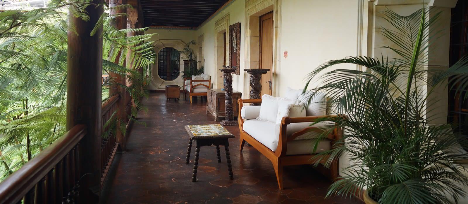 Hotel Palacio de Doña Leonor Guatemala