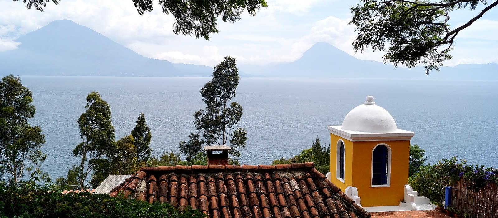 Hotel Casa Palopo Guatemala