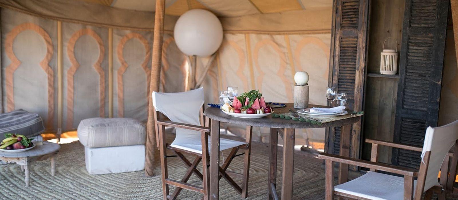 Hotel Inara Camp, Agafay Marokko