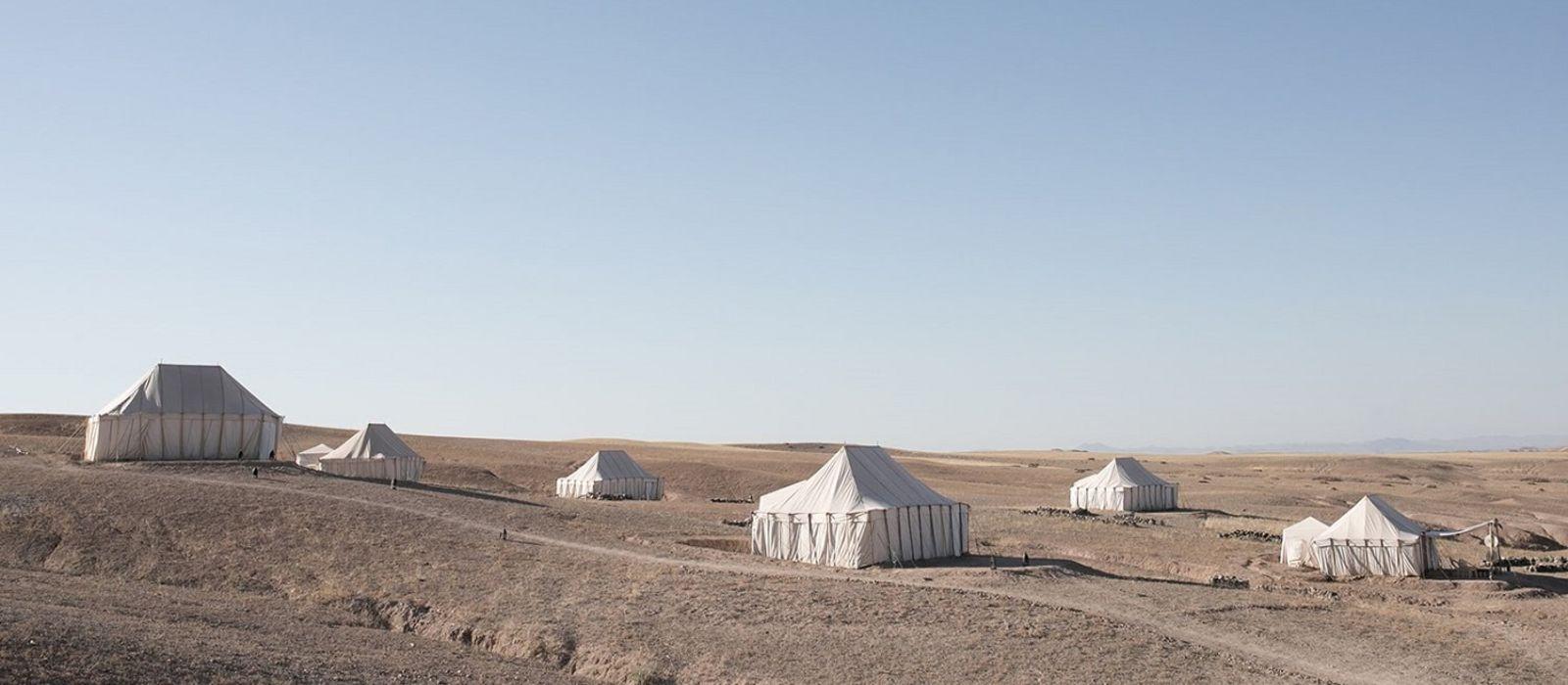 Hotel Inara Camp, Agafay Morocco