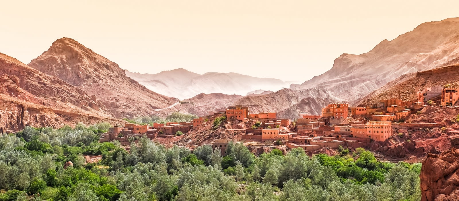 Destination High Atlas Morocco