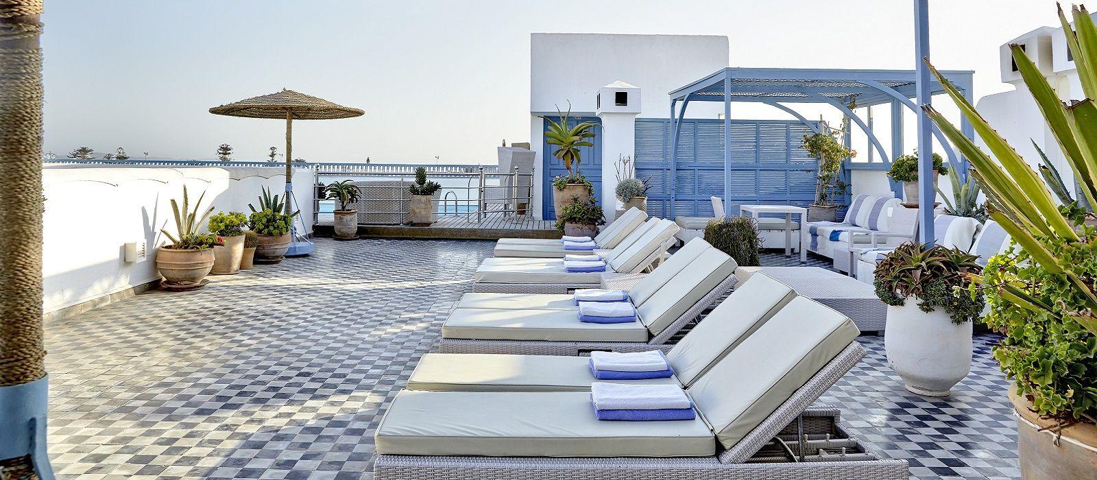Hotel Heure Bleue Palais Morocco