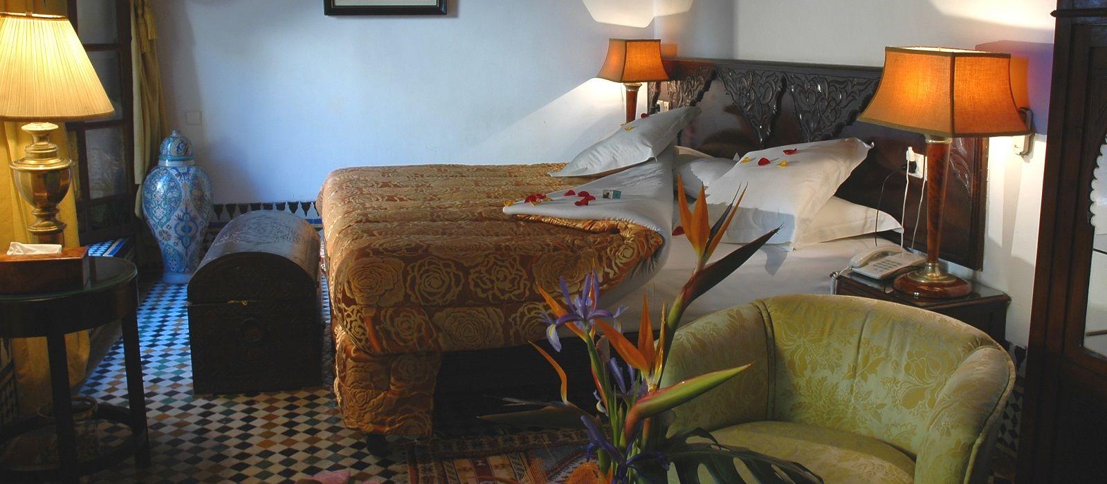 Hotel La Maison Bleue Marokko