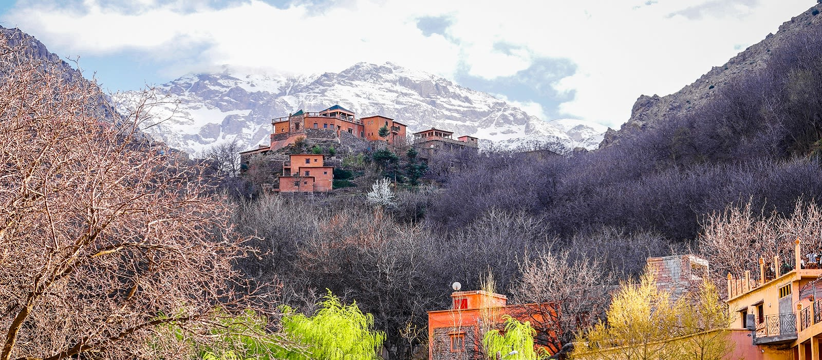 Morocco's Mountain Magic and Ancient Traditions Tour Trip 1