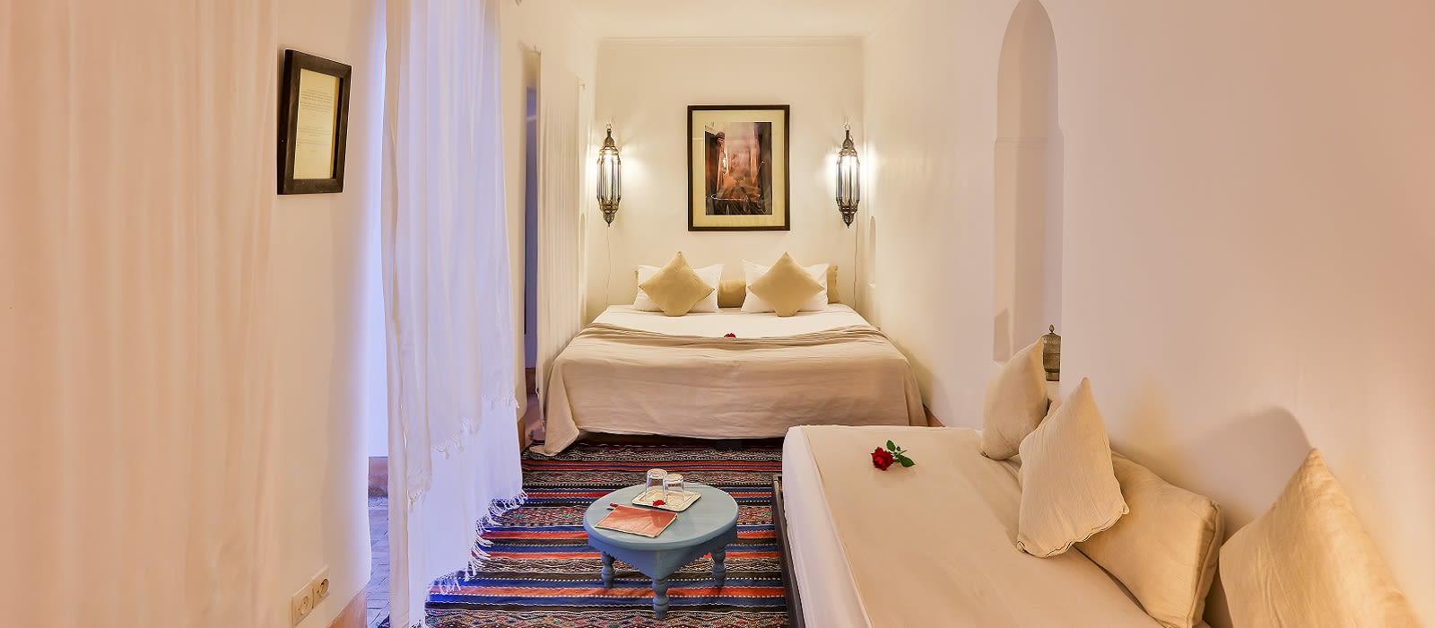 Hotel Riad Dar Baraka & Karam Marokko