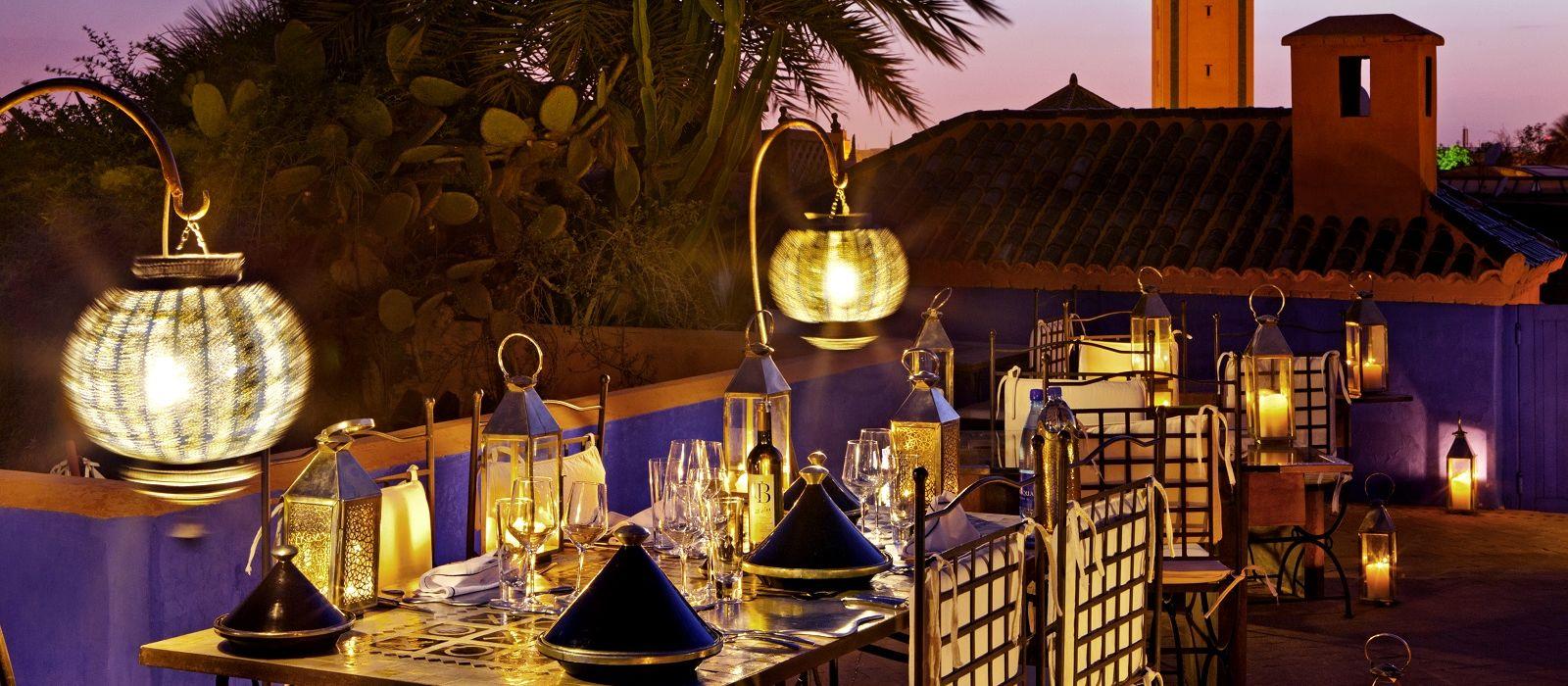 Hotel Riad Farnatchi Marokko