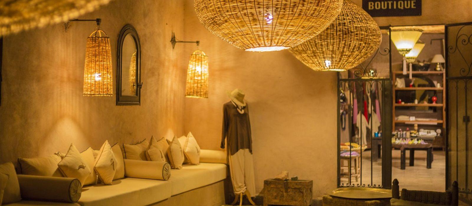 Hotel Riad Ksar Ighnda Marokko