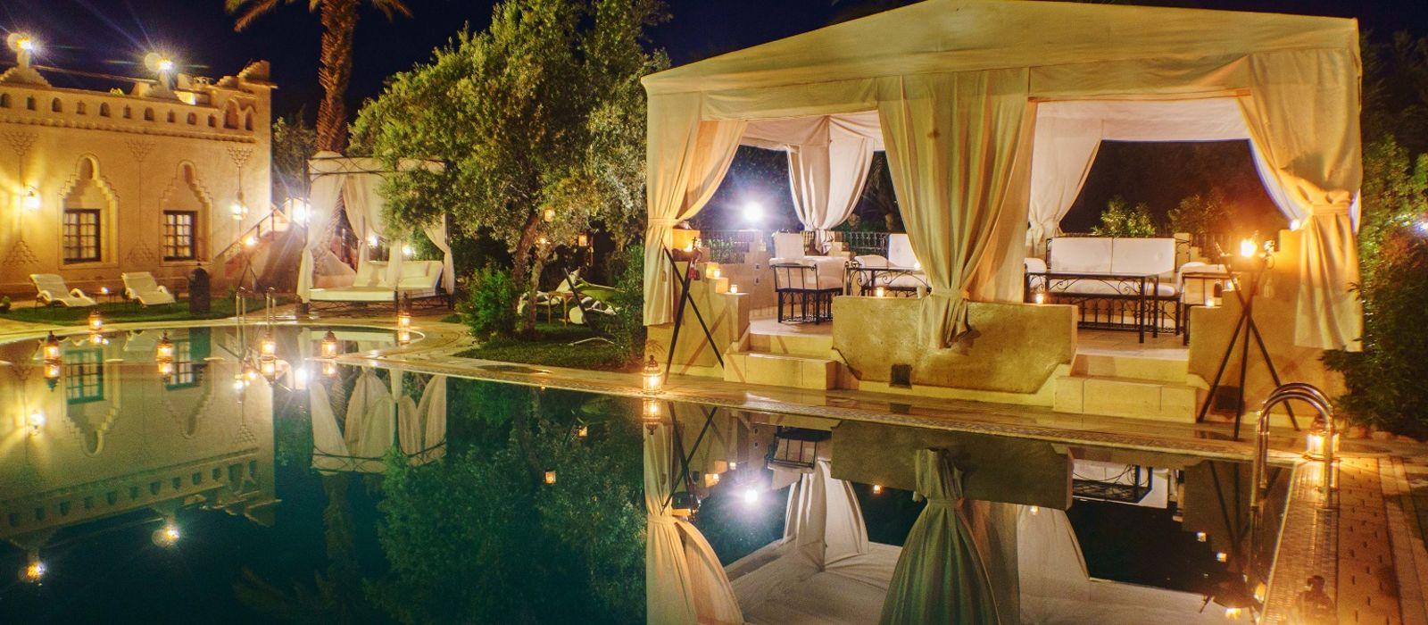 Hotel Ksar El Kabbaba Marokko