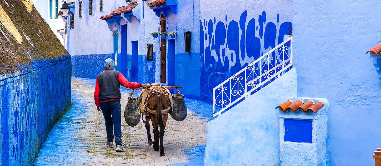 Marokko: Geschäftige Souks, majestätische Gipfel & goldene Sahara Urlaub 6