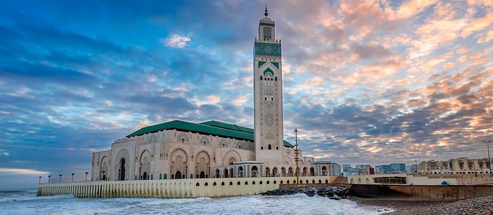 Marokko: Geschäftige Souks, majestätische Gipfel & goldene Sahara Urlaub 1