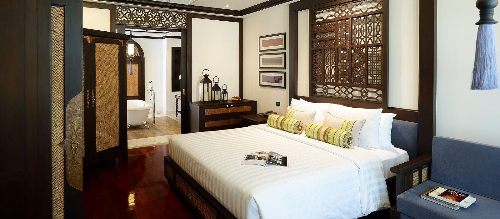 Hotel Na Nirand Romantic Boutique Resort Thailand