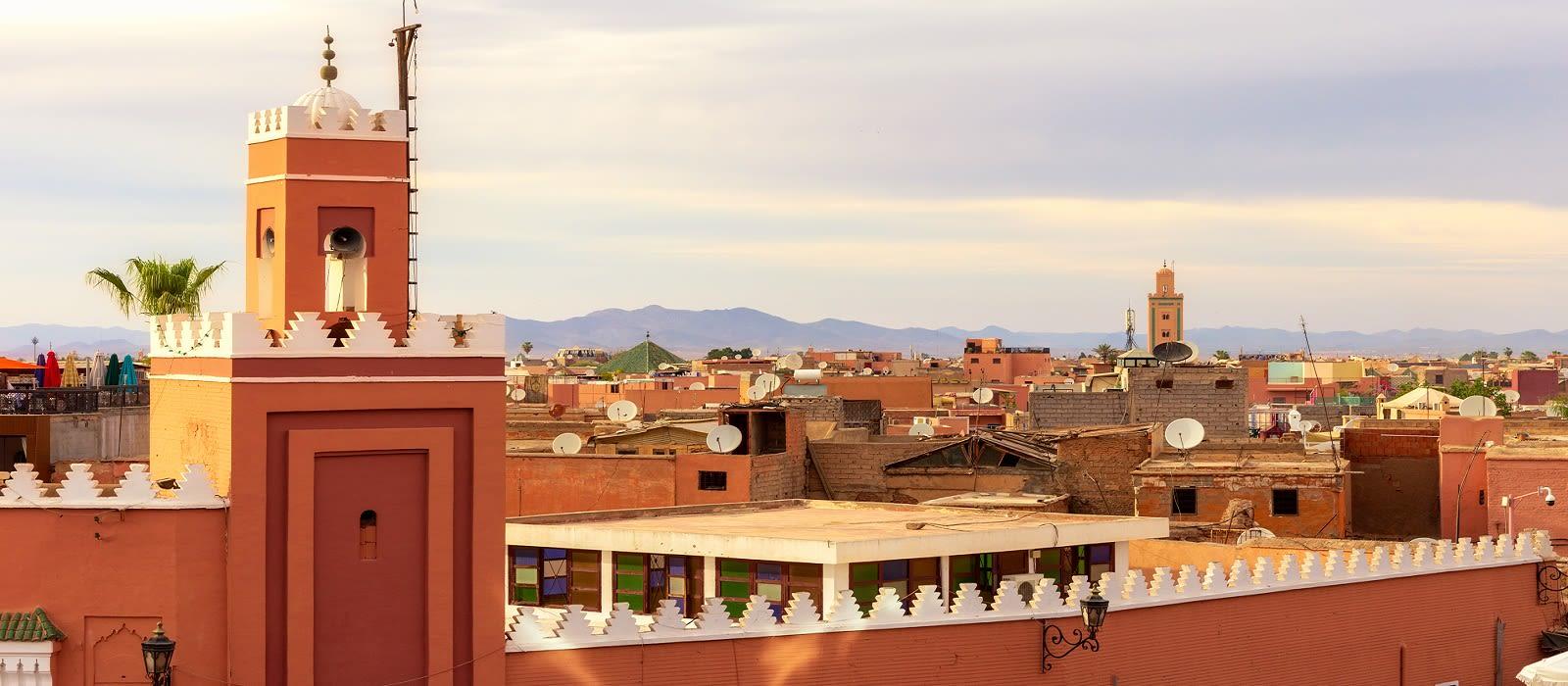 Marokko: Bergwelten, Küstenflair & schillernde Städte Urlaub 2