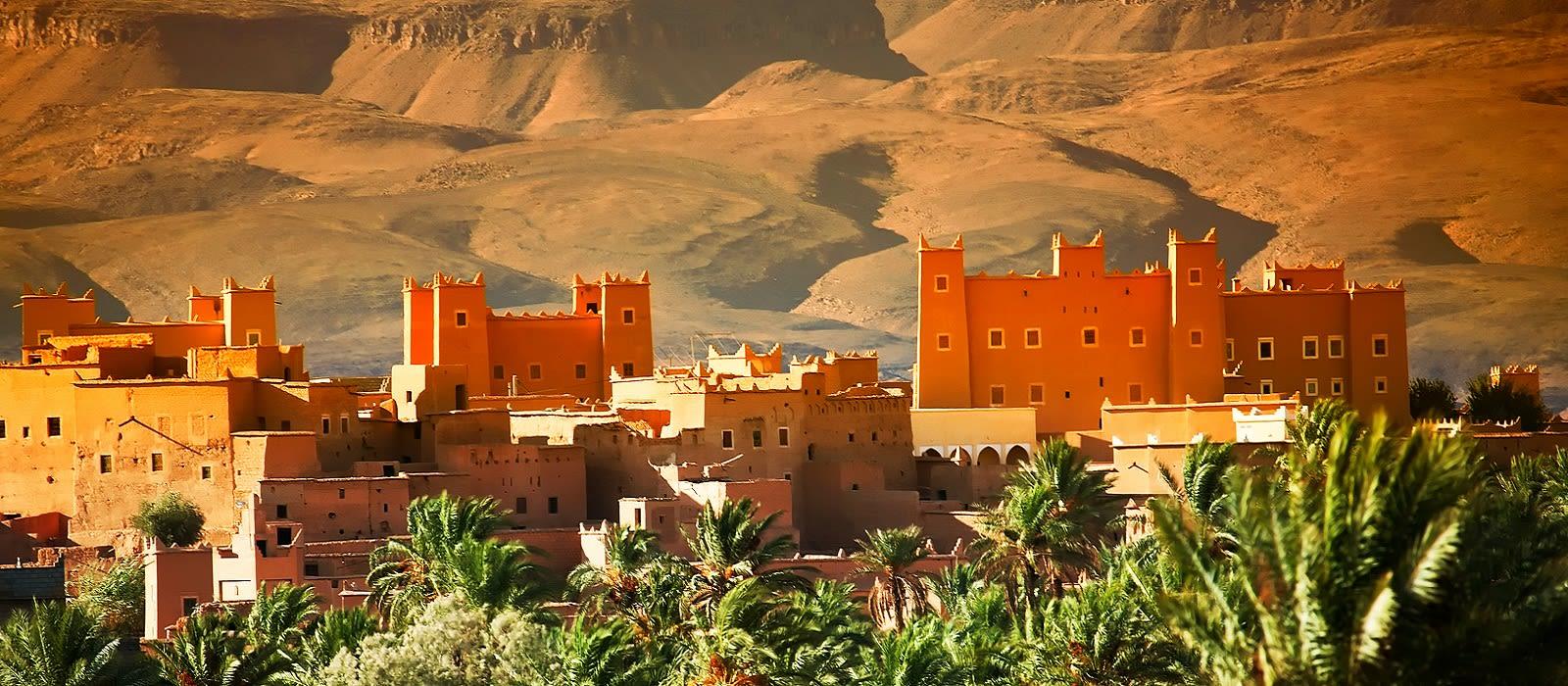 Marokko: Königsstädte & Bergwelten Urlaub 4