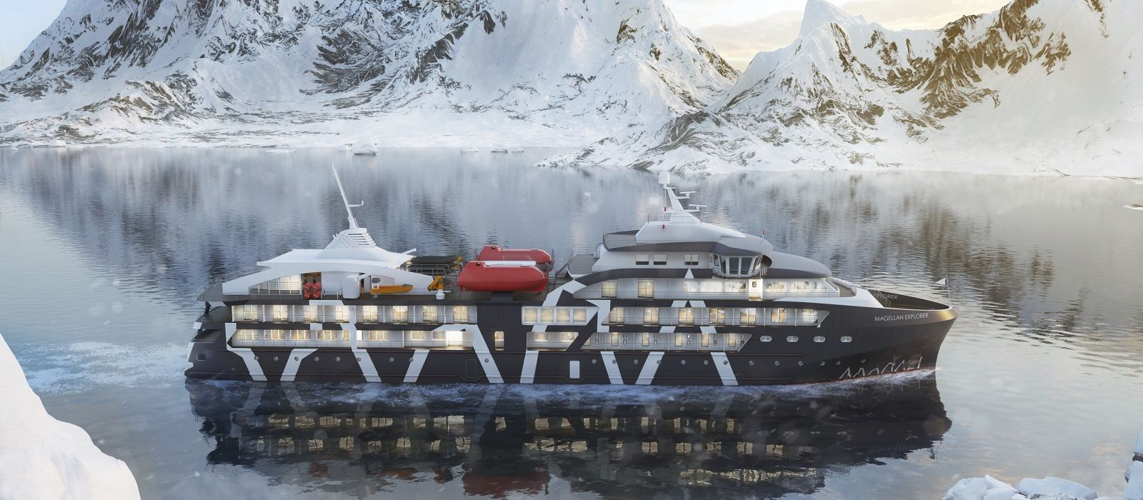 Hotel Magellan Explorer Antarctica