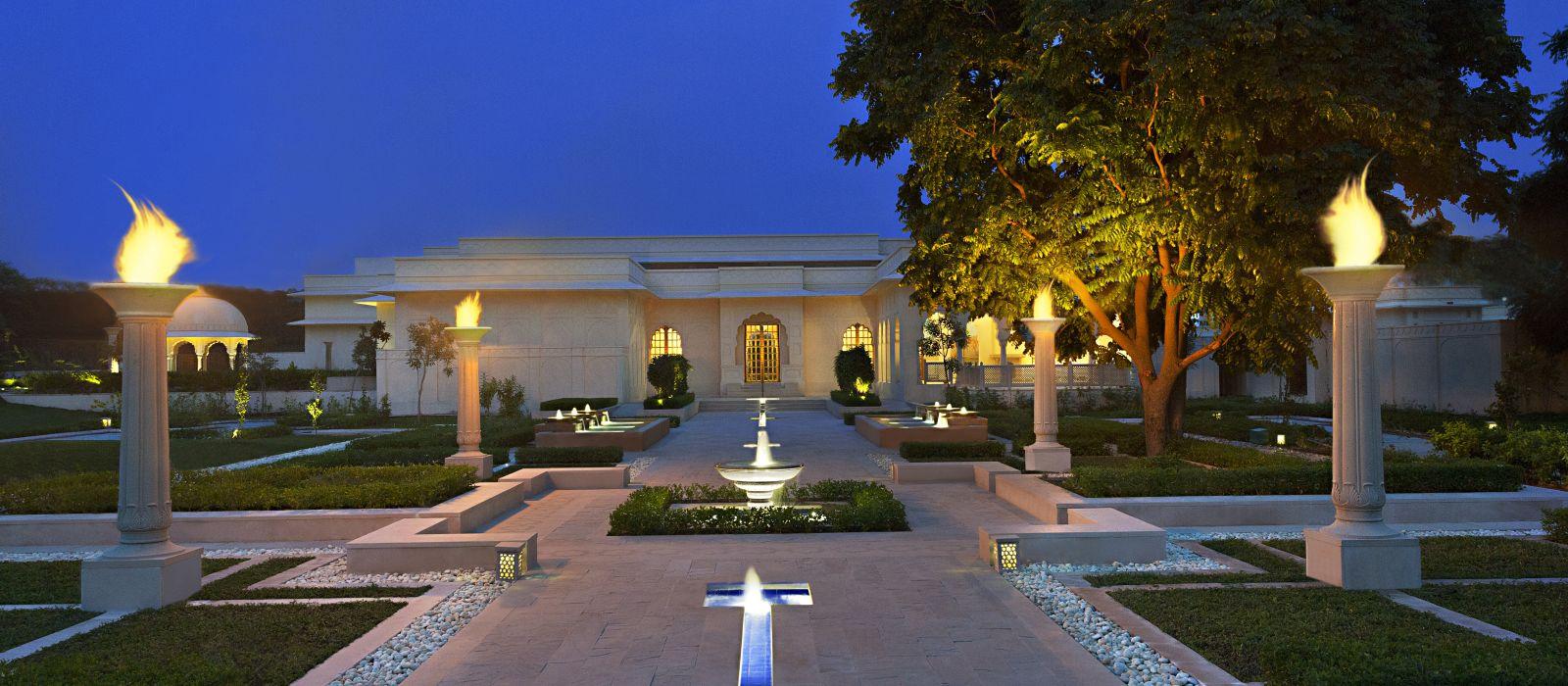 Hotel The Oberoi Sukhvilas Spa Resort Nordindien