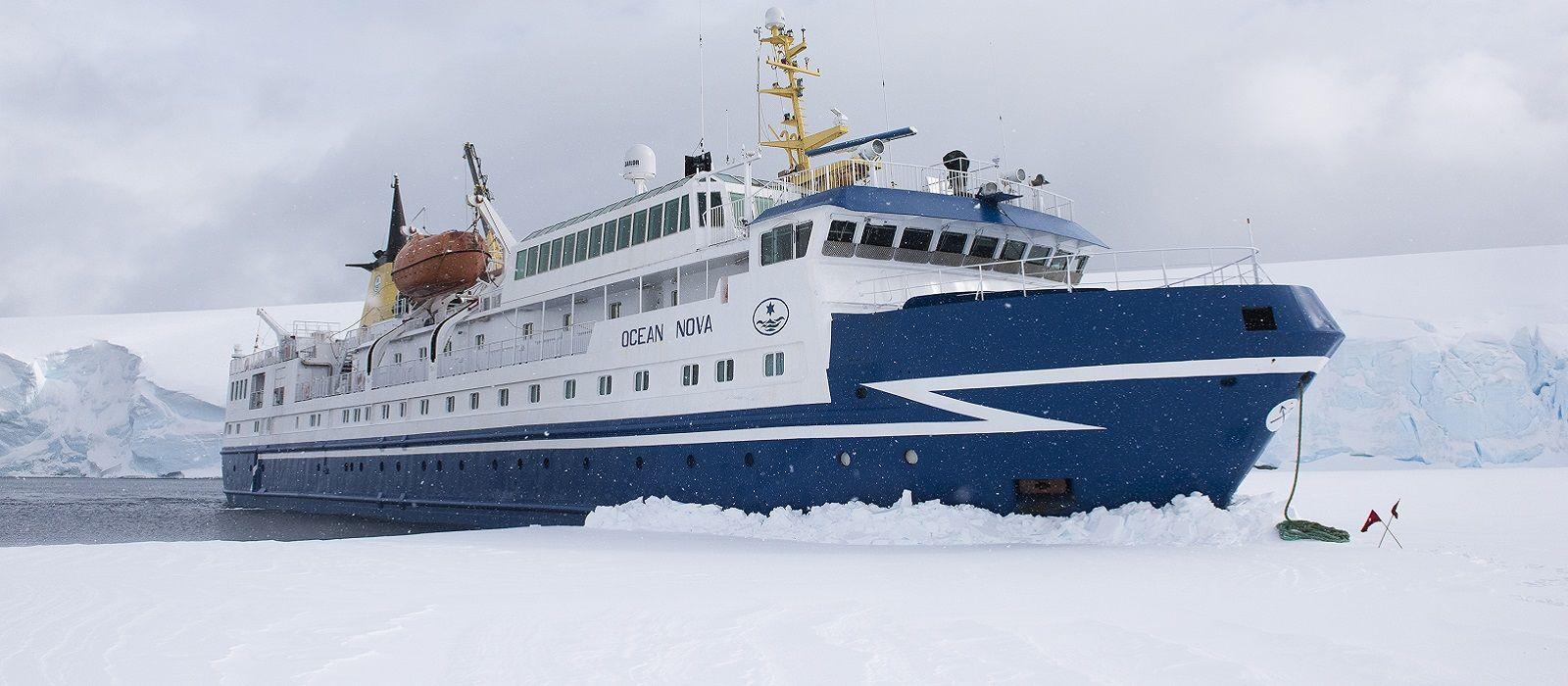 Hotel Ocean Nova Antarktis