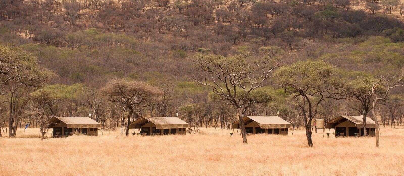Hotel Mara Kati Kati Tented Camp Tansania