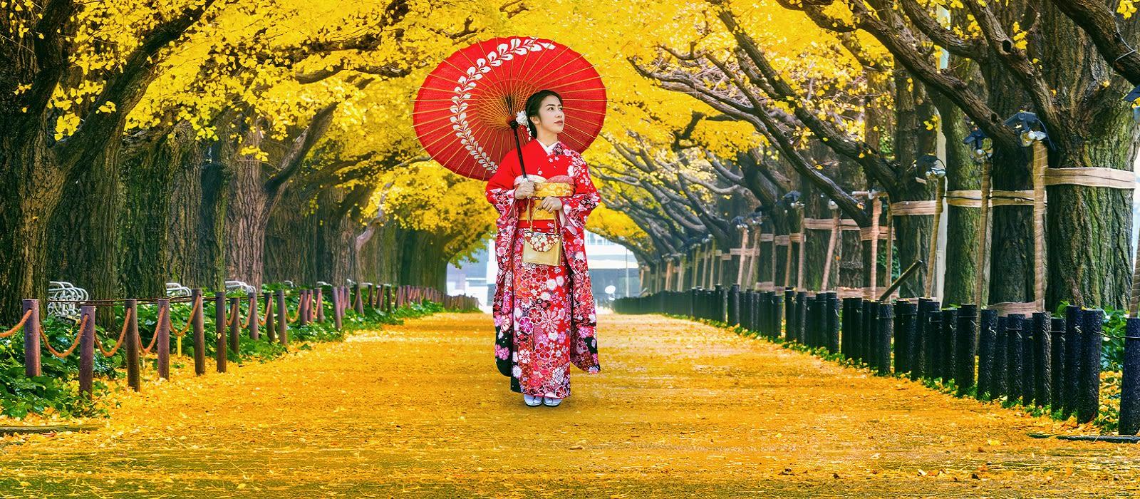 Unbekanntes Japan Urlaub 1