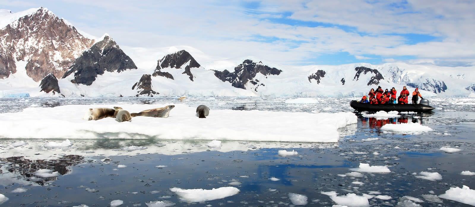 Die unberührte Schönheit Patagoniens & Abstecher in die Antarktis Urlaub 3
