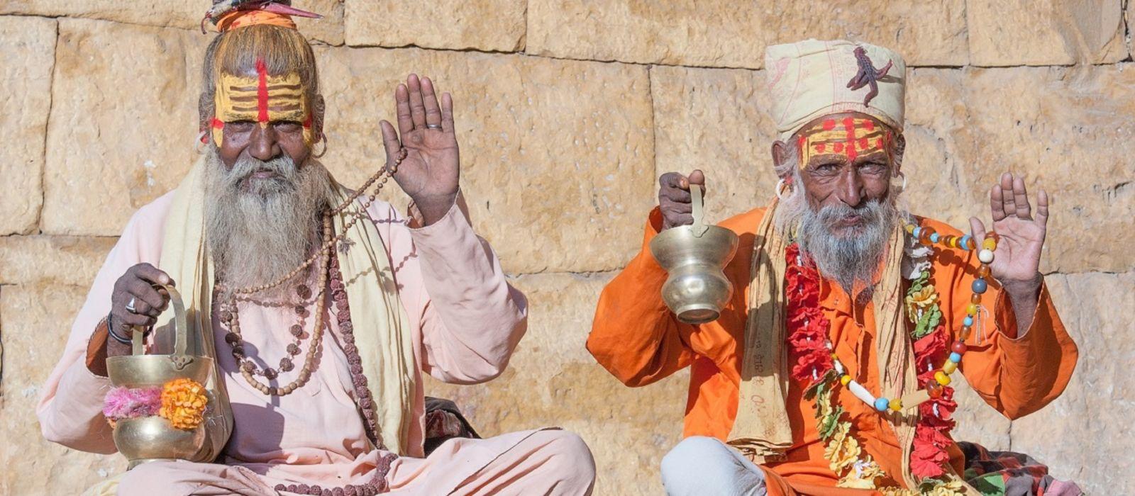 Indiens prächtiger Norden: Kolonialer Glanz und spirituelles Erbe Urlaub 4