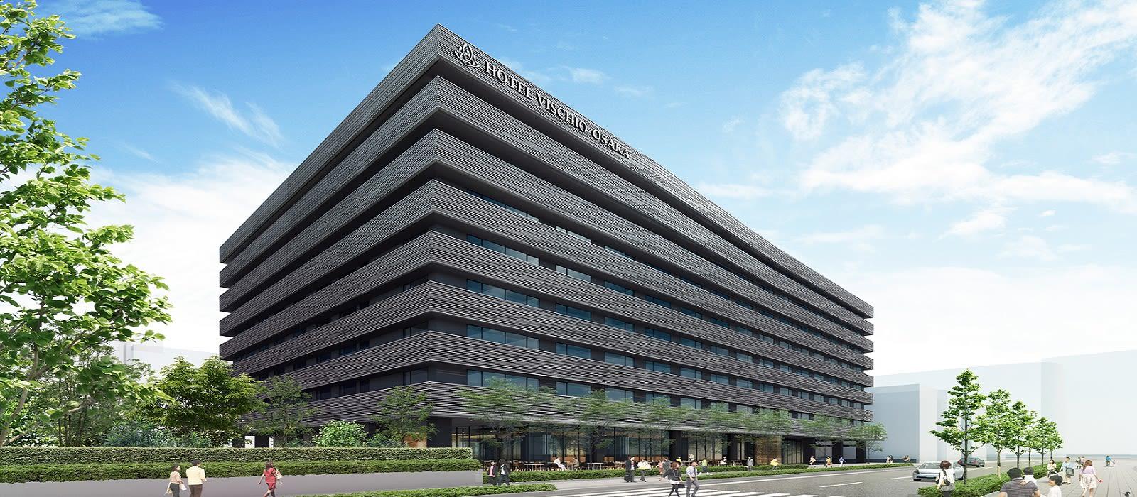 Hotel  Vischio Osaka by Granvia Japan