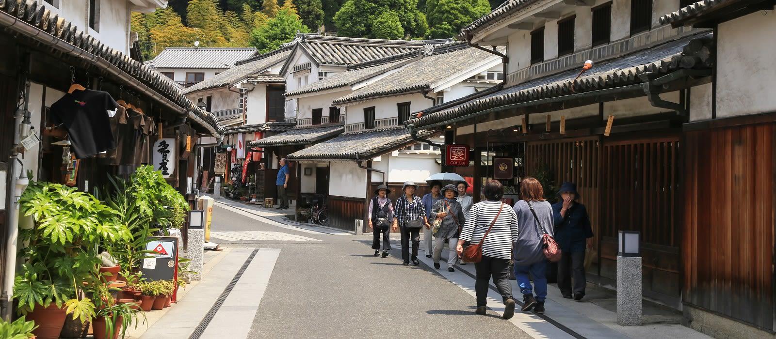 Destination Kurashiki Japan