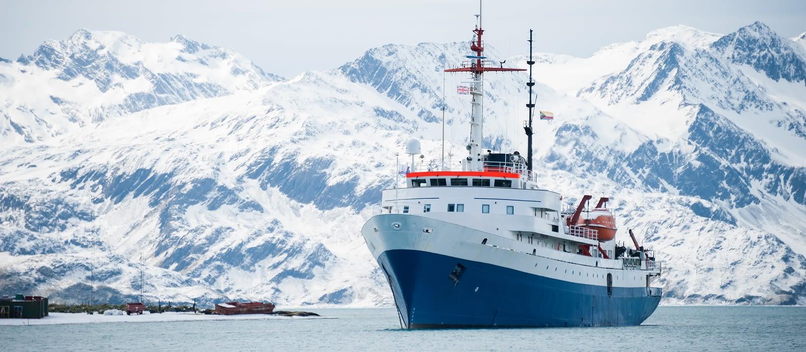 Argentina and Antarctica – Glacial Explorations Tour Trip 1