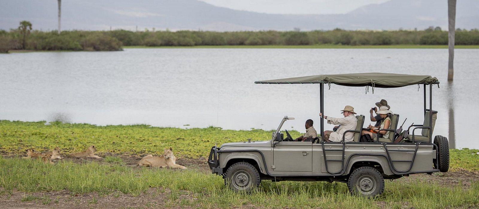 Tanzania Luxusreise – Safari-Abenteuer & Strandparadies Urlaub 1