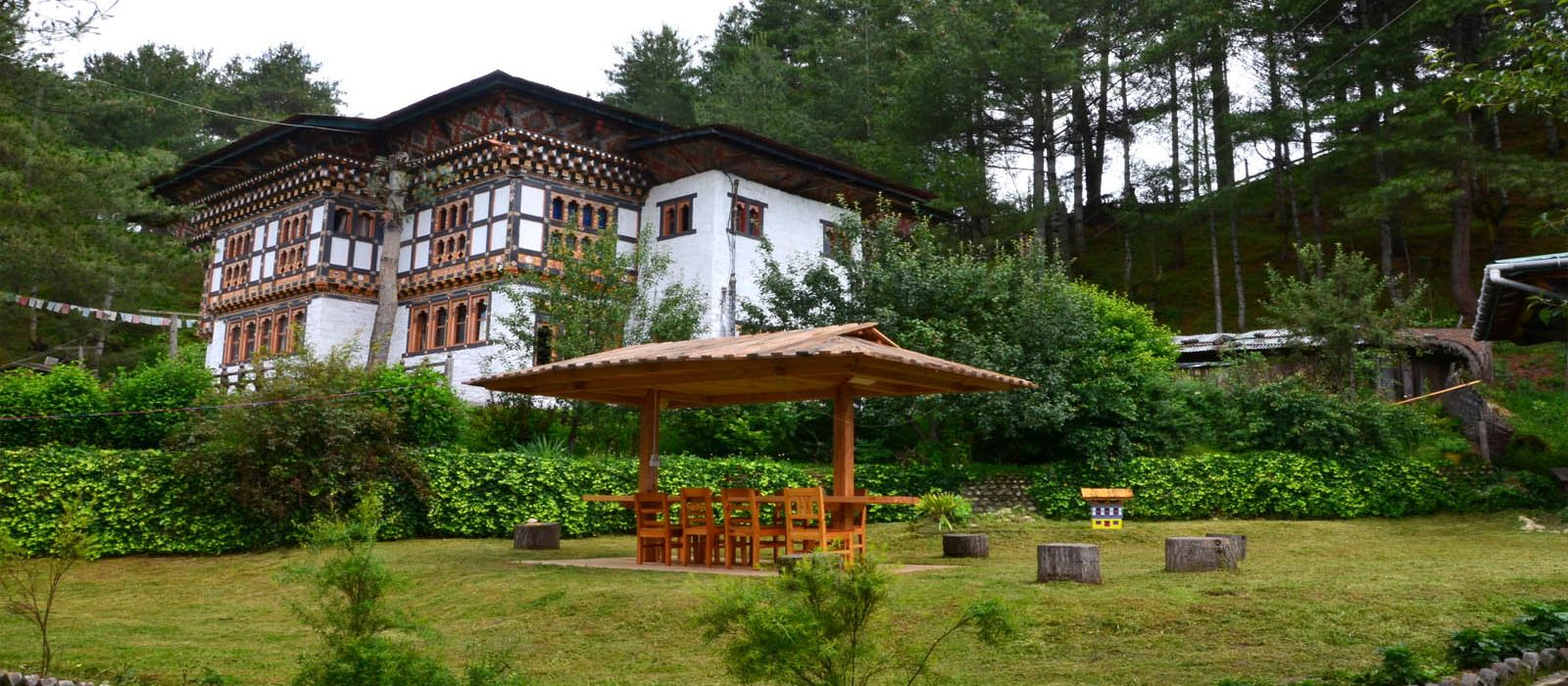 Hotel Rinchenling  Bhutan