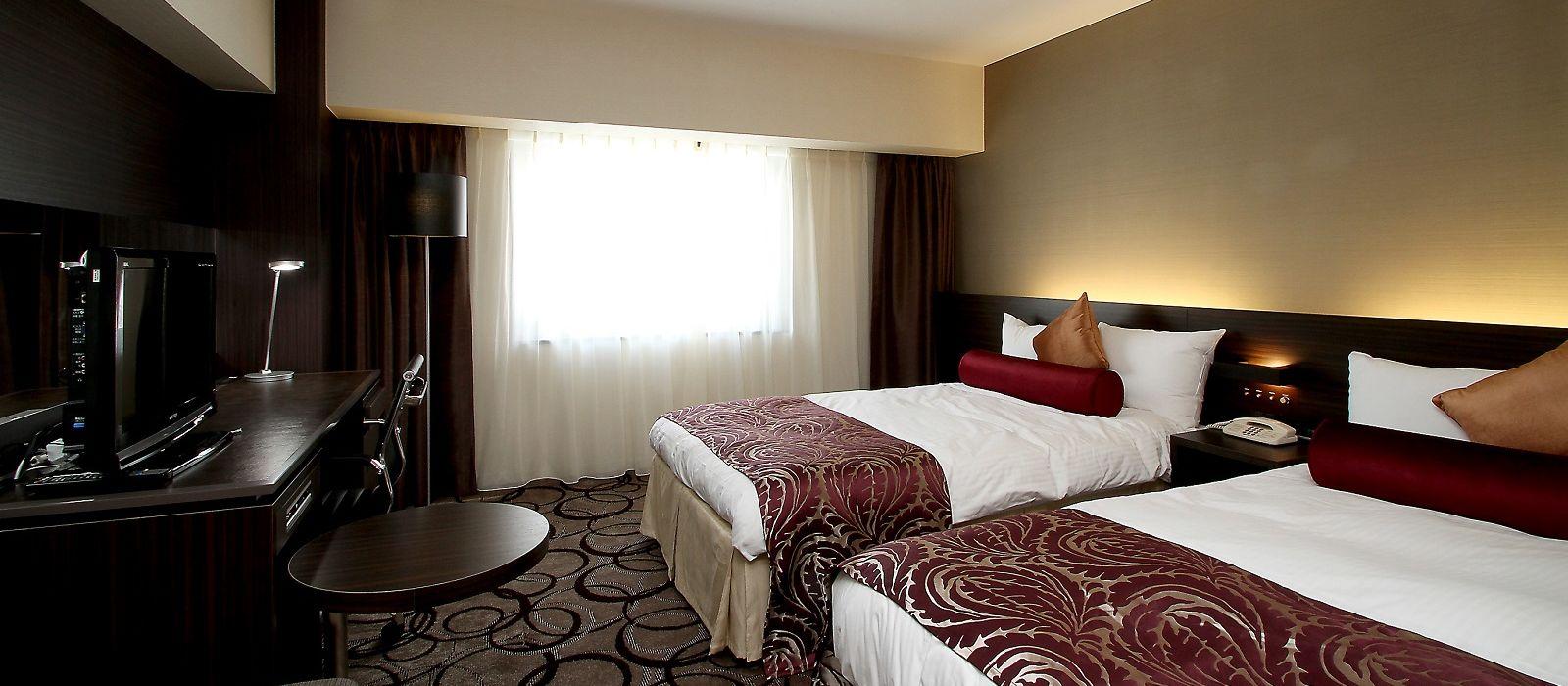 Hotel ANA Crowne Plaza  Kushiro Japan