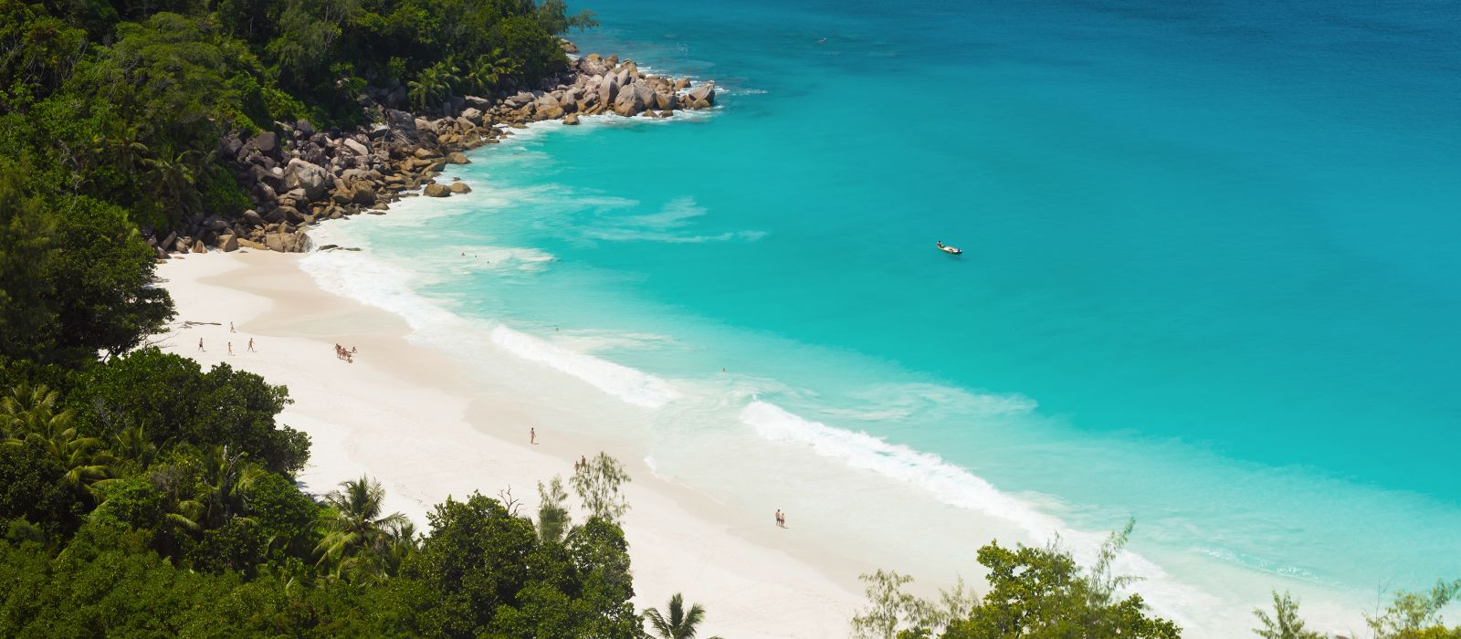 Seychelles: Island Paradise and The Moorings Cruise Tour Trip 5