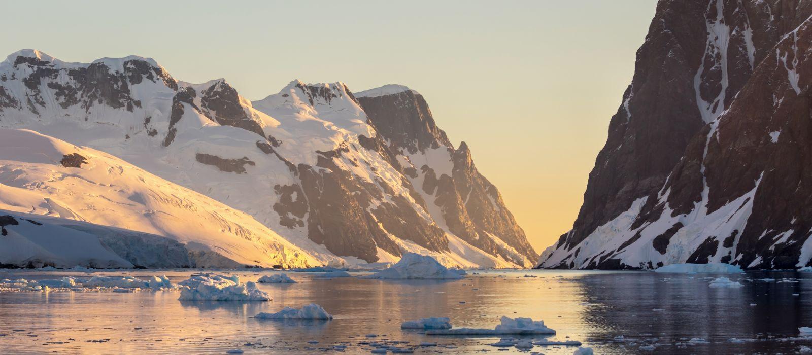 Atacama & Antarktis: Weite Wüste und Ewiges Eis Urlaub 1