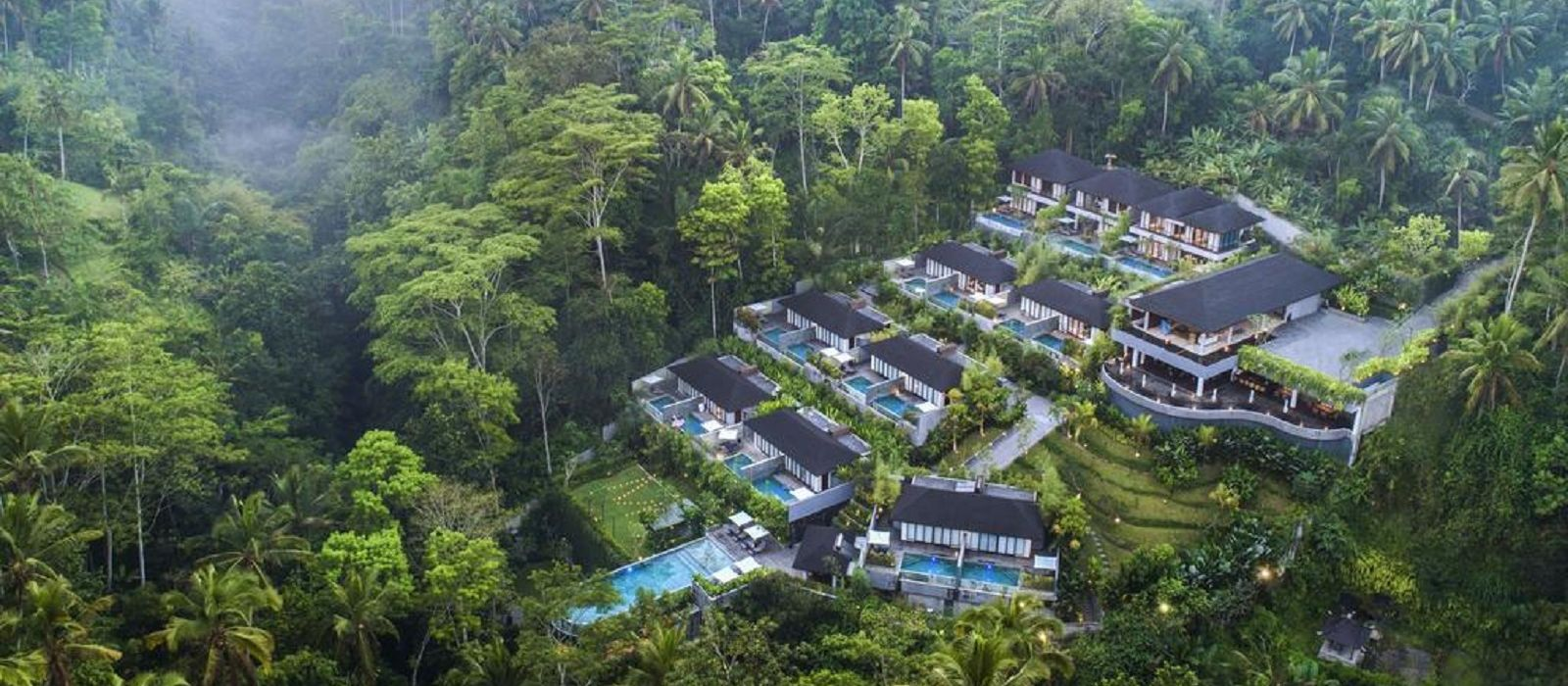 Hotel Samsara Ubud Indonesien