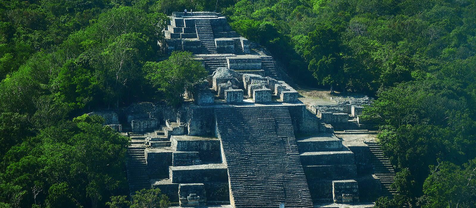 Reiseziel Campeche Mexiko