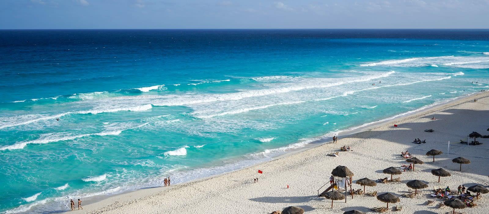 Reiseziel Cancún Mexiko