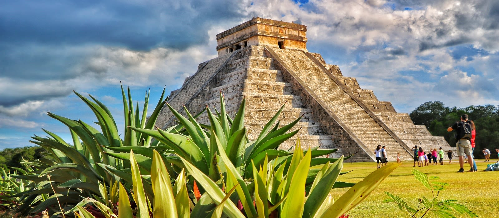 Destination Chichen Itza Mexico