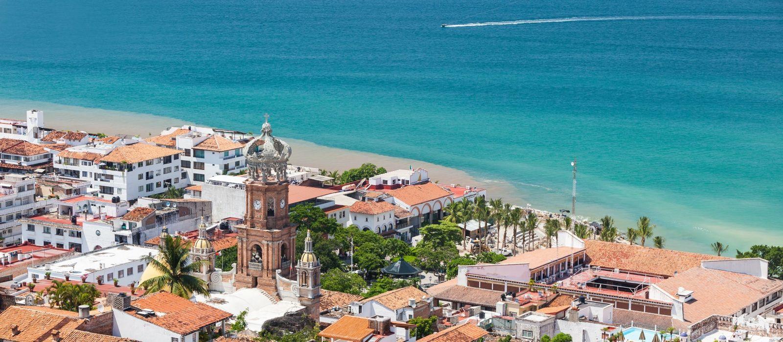 Reiseziel Puerto Vallarta Mexiko