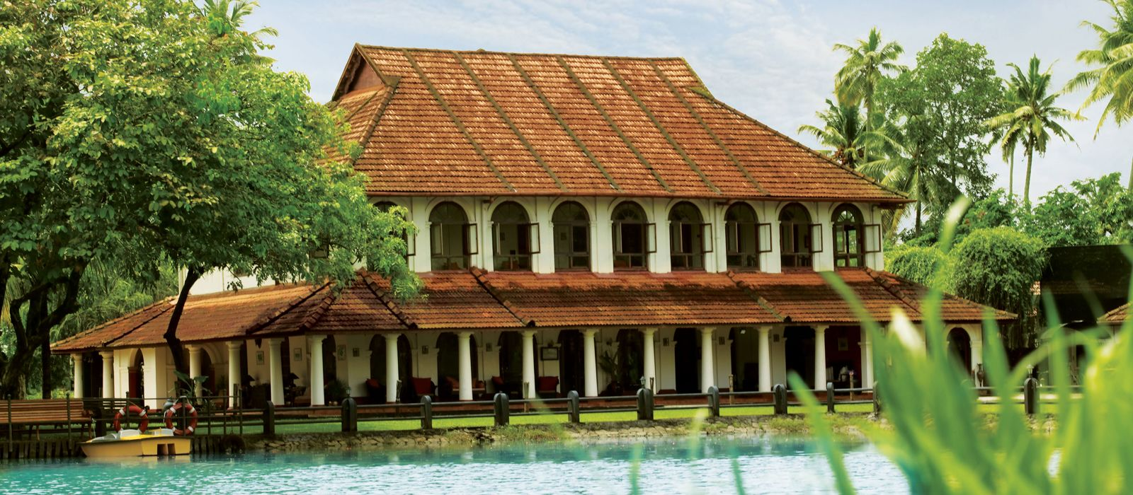 Hotel Taj Kumarakom Resort & Spa Südindien