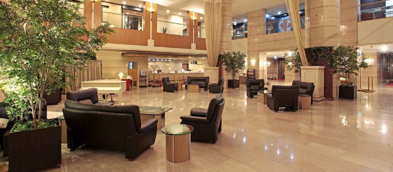 Hotel  New Nagasaki Japan