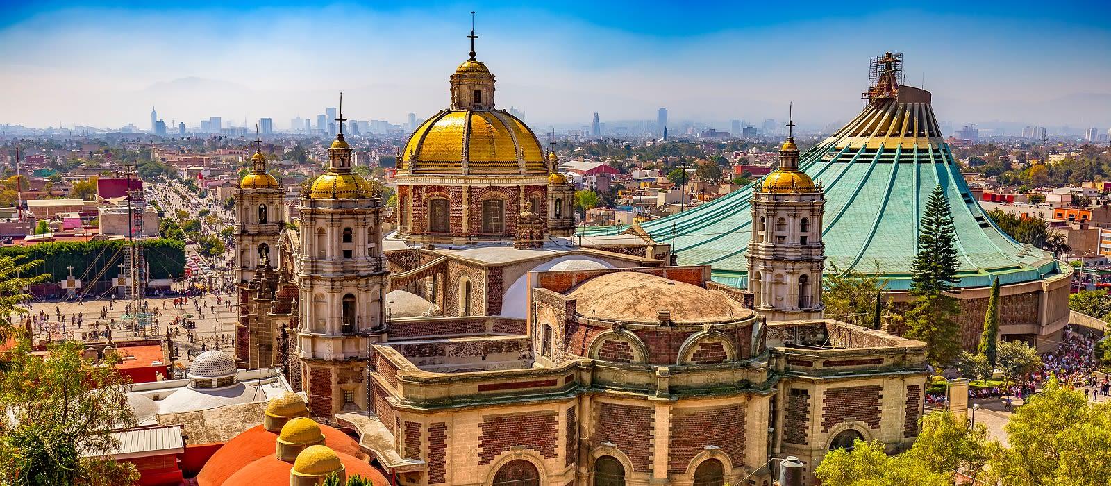 Mexico's Colonial Gems and Beach Tour Trip 1
